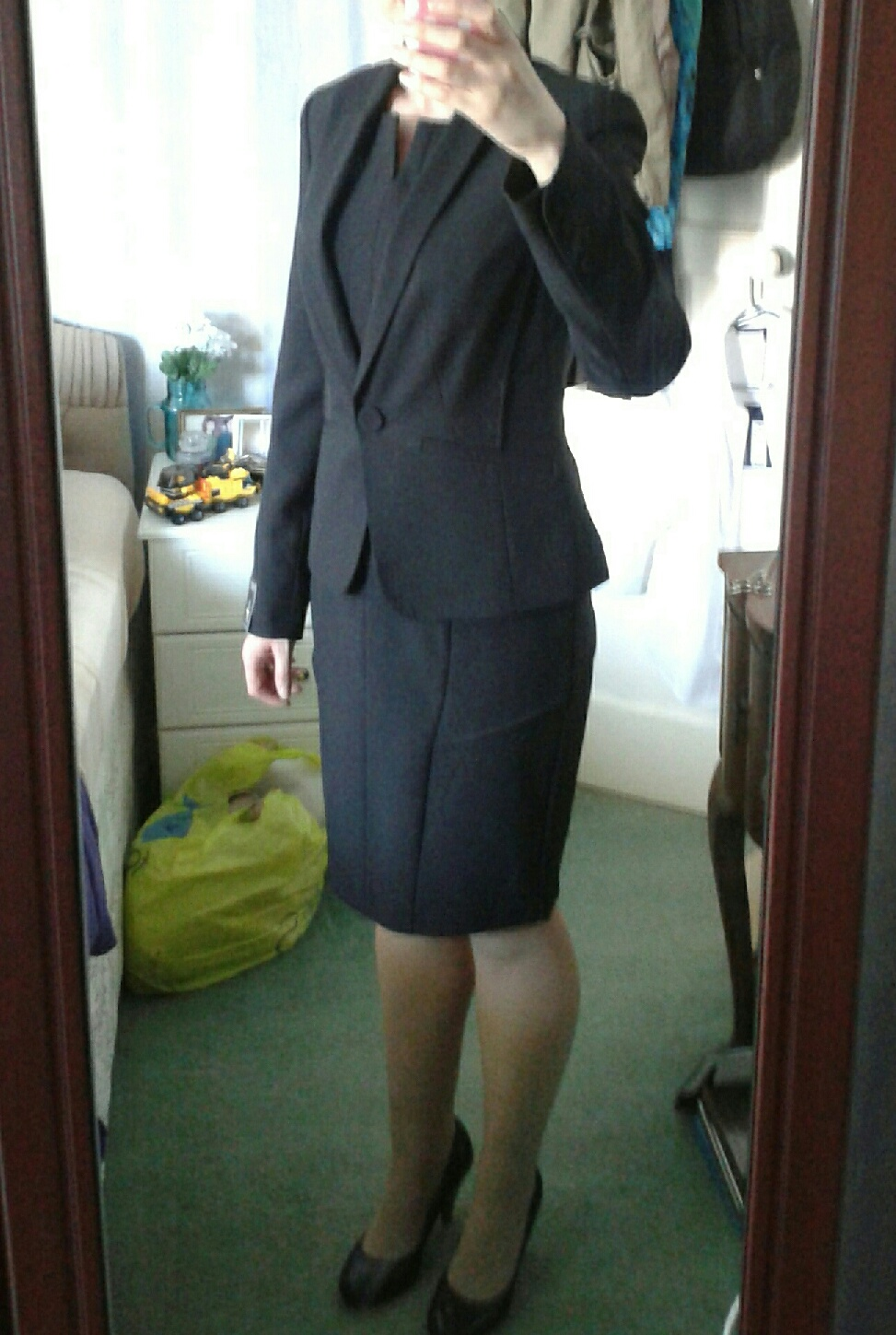 what to wear for ba interview