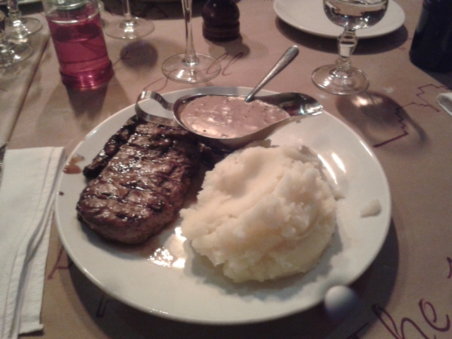 porterhouse steak, steak, south africa, johannesburg, cabin crew blog, crew life