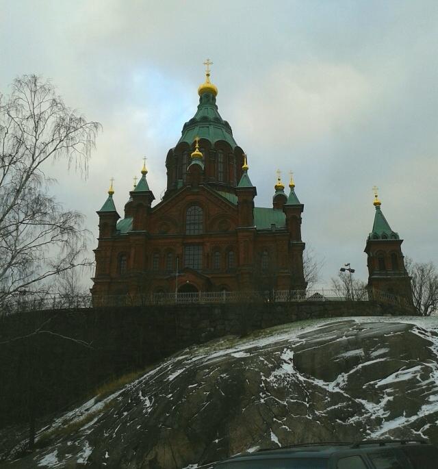 uspenskin cathedral, uspenski katedraali, helsinki cathedral, helsinki, finland, travel blog, cabin crew blog, flight attendant blog