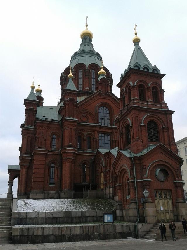 uspenskin cathedral, uspenskin Katedraali, Helsinki cathedral, Finnish cathedral, travel blog, helsinki, travel photos, cabin crew blog, flight attendant blog
