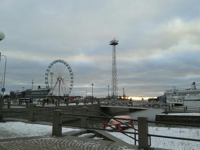 finnair skywheel, skywheel helsinki, helsinki skywheel, helsinki, finland, Katajanokka, Katajanokka harbour, helsinki harbour, finland travel, travel blog, cabin crew blog, flight attendant blog