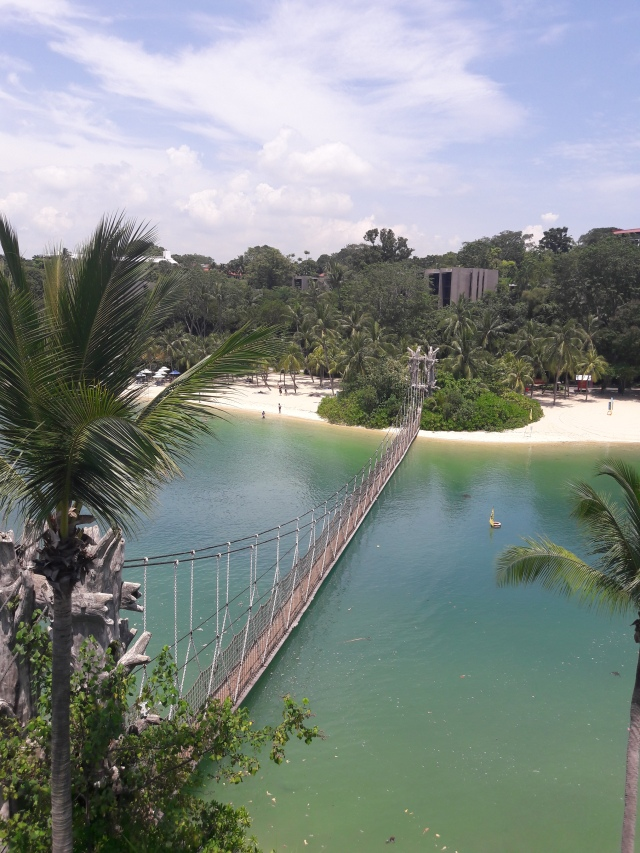 sentosa island, palawan beach, singapore, cabin crew blog, travel blog, flight attendant blog