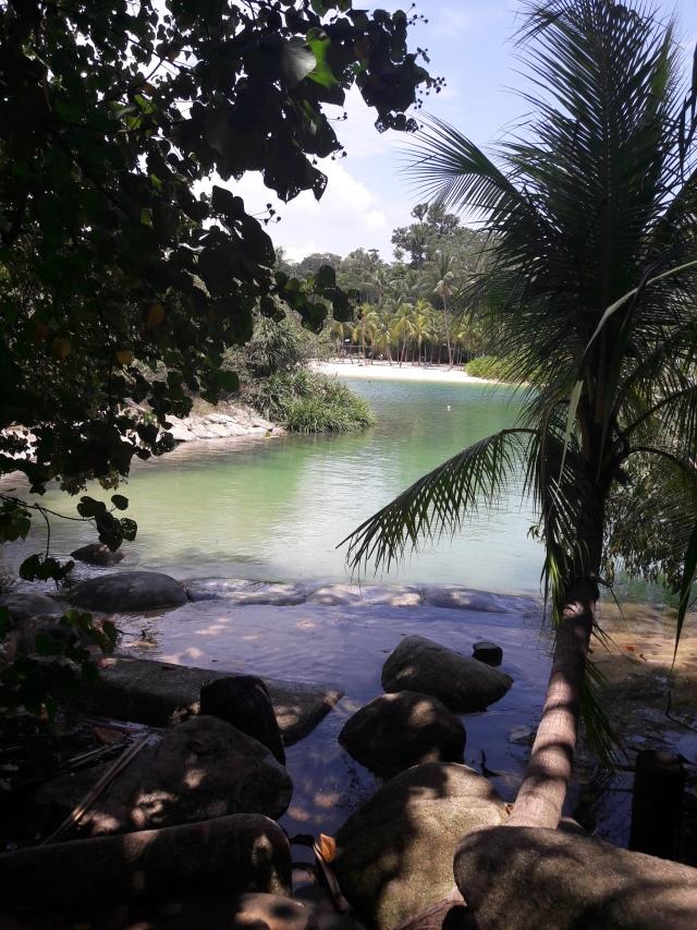 palawan beach, sentosa island, singapore, paradise, beach, travel blog, cabin crew blog, flight attendant blog