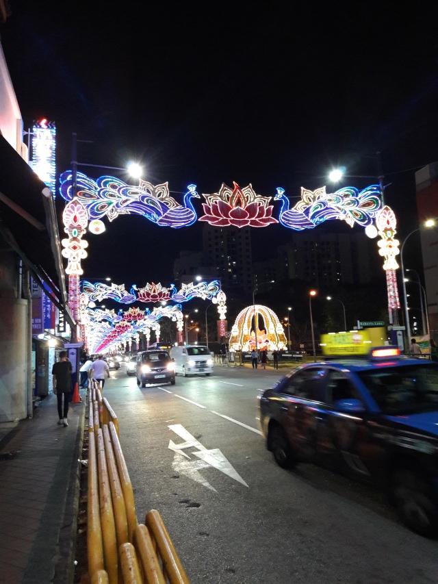 little India Singapore, Singapore, diwali lights, travel blog, cabin crew blog, flight attendant blog