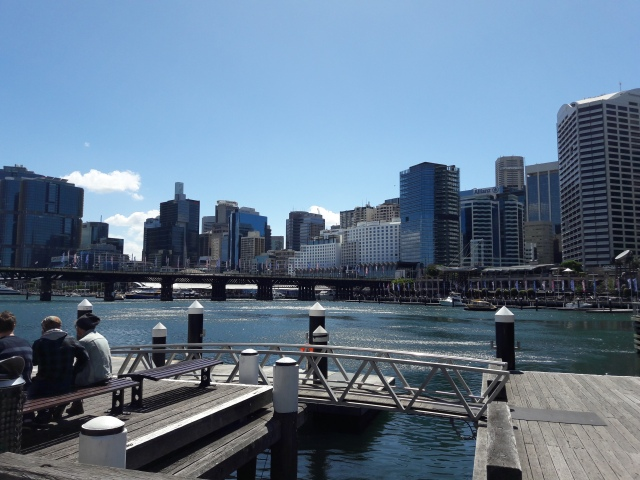 Darling Harbour Sydney, darling harbour, sydney, australia, travel, travel blog, cabin crew blog, flight attendant blog