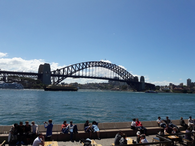 Sydney Harbour Bridge, harbour bridge Sydney, Sydney, Australia, travel, travel blog, cabin crew blog, flight attendant blog