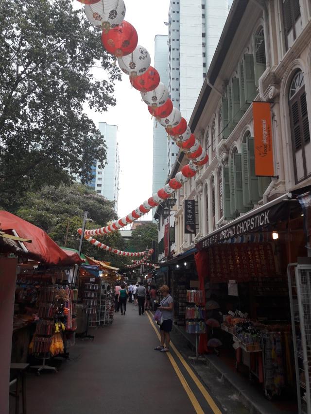 chinatown singapore, singapore