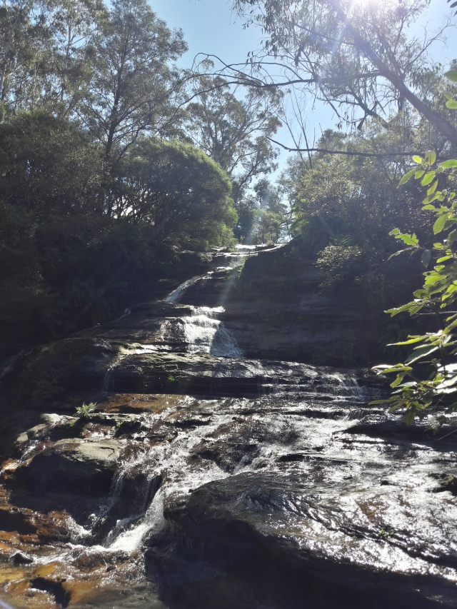 blue mountains Sydney, katoomba cascades